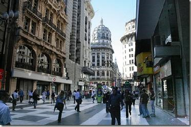 Private Begleitungen in Buenos Aires  Die FussgängerStrasse Florida City Tours in Buenos Aires Stadtrundfahrt Buenos Aires