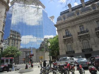 Stadttours in Buenos Aires  private Begleitungen in Buenos Aires in deutscher Sprache Aussen Ministeruim aus Argentinien Stadtrundfahrt Buenos Aires