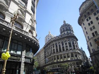 Bilder der  Welt Stadt Buenos Aires Stadtrundfahrt Buenos Aires