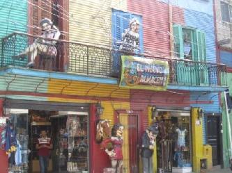 Private Stadttours in Buenos Aires auf deutsch nach la Bocas Caminito. Transfers in Buenos Aires nur für Führungskräfte Stadtrundfahrt Buenos Aires