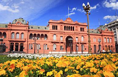 Der Reisefuehrer von City Tours in Buenos Aires Stadtrundfahrt Buenos Aires