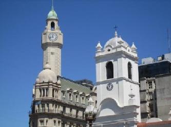Stadtrundfahrten in Buenos  Aires und Begleitungen von MA deutscher Firmen in BA Stadtrundfahrt Buenos Aires