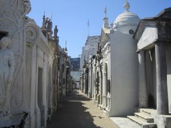 Weitere Turisten links Stadtrundfahrt Buenos Aires