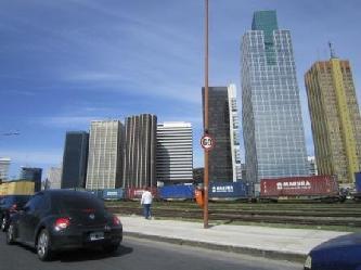 ARGENTINIEN: CITY TOUR BUMMEL Stadtrundfahrt Buenos Aires